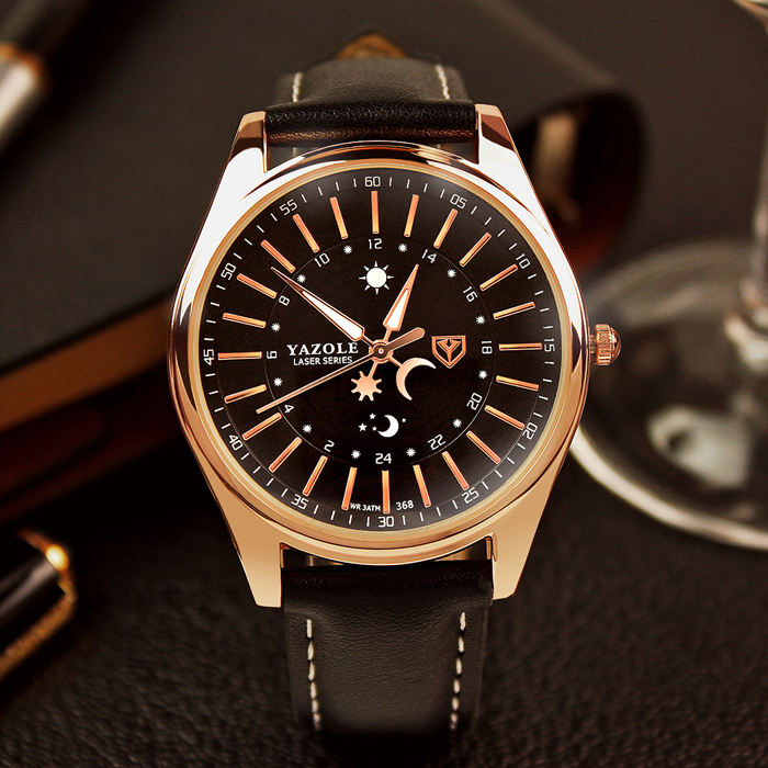 mens watches custom brand luxury wrist watch with big dial