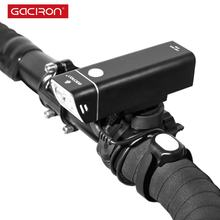 Gaciron V9F-600 Lumens Wire Remote Controlling Led Front Bike Light Rechargeable Bicycle Headlight