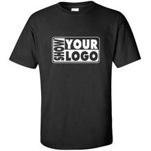 Free shipping high quality 100% premium cotton t-shirt , custom print men t shirt