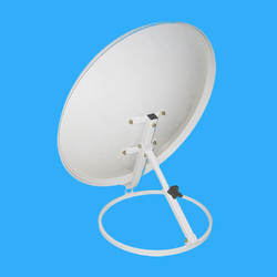 satellite dish antenna ku45cm with ground mount