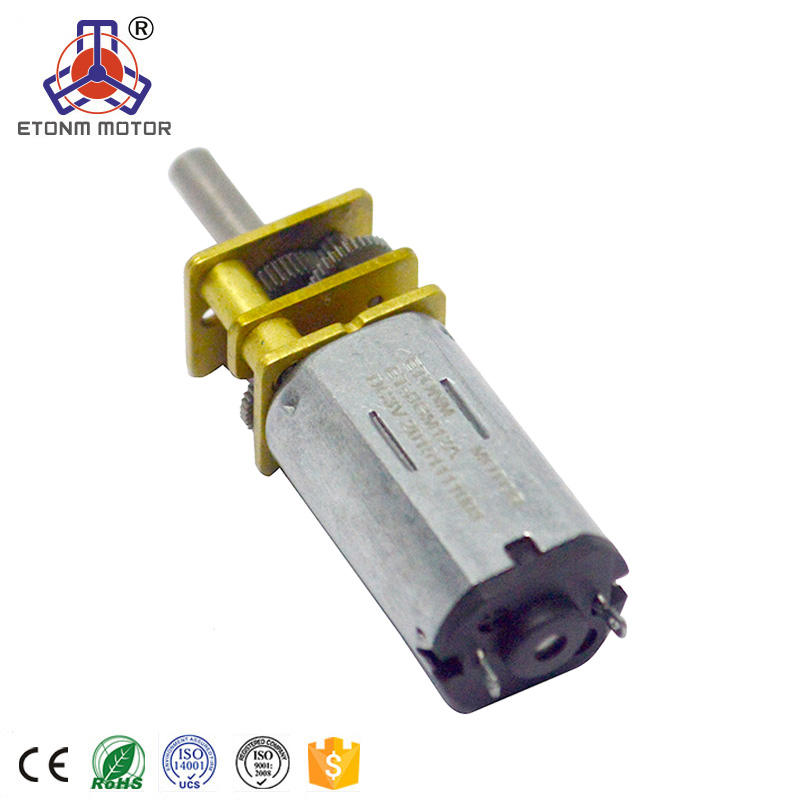 12mm small electric motors 6v dc motor mini motor gearbox