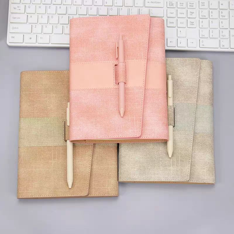 Wholesale Planners and Organizers PU Leather Cover Notebooks for Girls