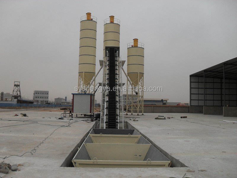 Industrial machinery equipment 50 tons cement bunker/bin/silo for contruction block machine or electric pole alibaba online shop