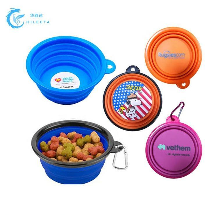 High Quality Silicone Microwave Collapsible Rubber Bowl