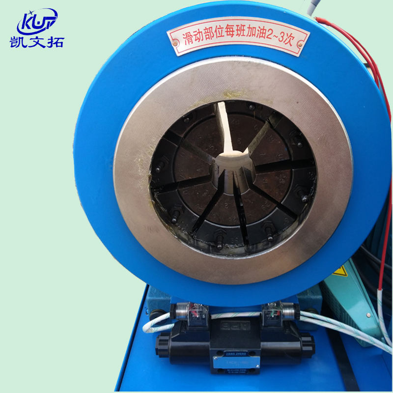 automatic fire portable brake hydraulic hose crimping machine for sale india automatic wire cutting semi automatic