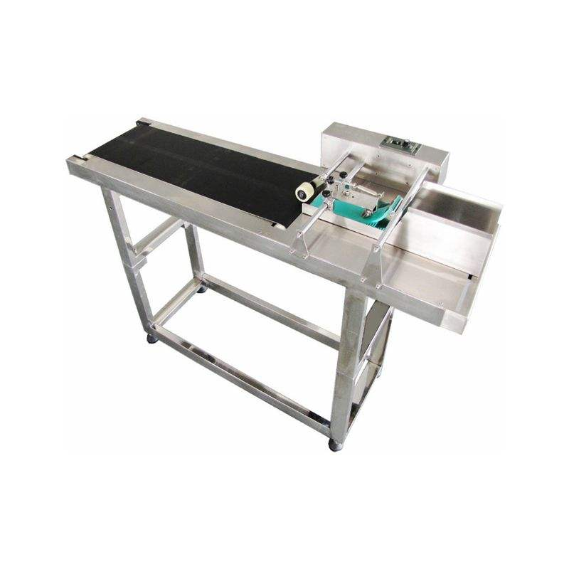 A6 Automatic Paging machine for spurt expiration date for inkjet printing machine
