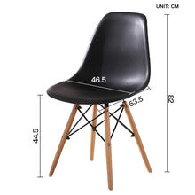 Simple Modern Dining Chair Casual Home Computer Chair Exhibition Chair