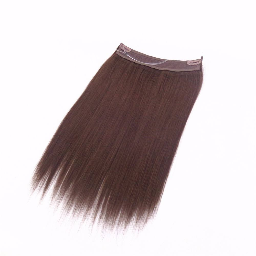 cheap human hair , raw halo hair extension , 9a virgin human hair brazilian human hair weave manufacturers