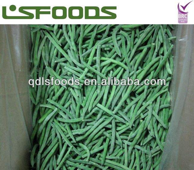 2013 Best price IQF frozen green beans