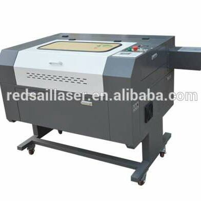 China Redsail Jinan High Speed X700 Laser Cutting Machine Suitable Price
