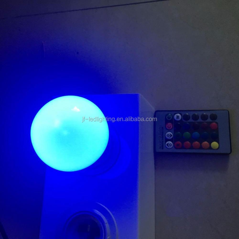 16 Цвета RGB Лампы <span class=keywords><strong>G60</strong></span> <span class=keywords><strong>СВЕТ</strong></span>ОДИОДНЫЕ Пластиковые С 24 Кнопок Контроллера