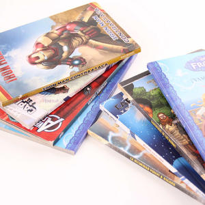 OEM Cheap Full Color Hardcover Board Child Book Printing