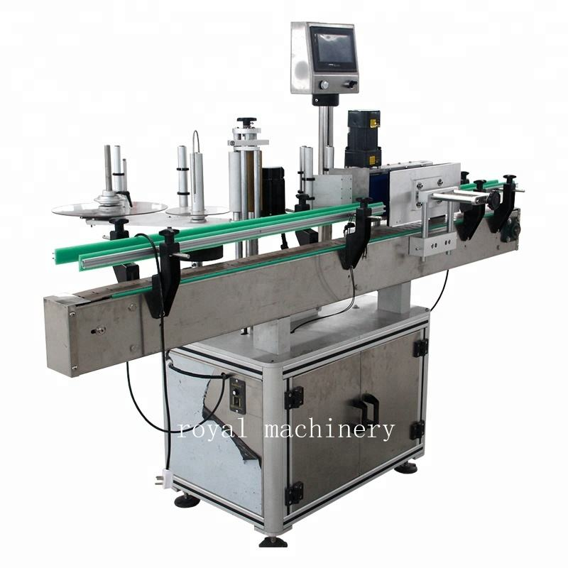 Automatic bottle labeling machine/labeling machine for plastic bottle