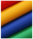heavy dyeing 600d waterproof terylene oxford fabric with pvc coating
