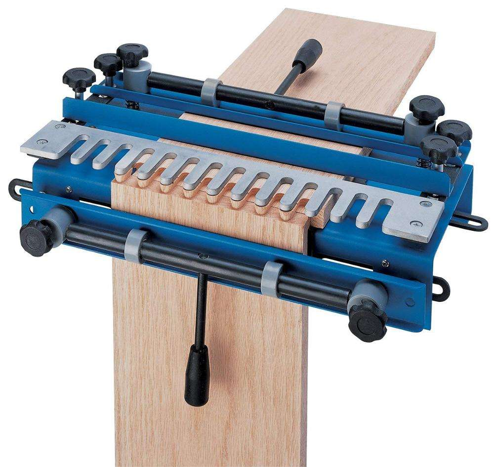dovetail joint router bit machine woodworking jigs