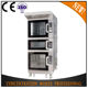 YXZ-800A commercial industrial Combination convection 16 trays diesel rotary rack oven