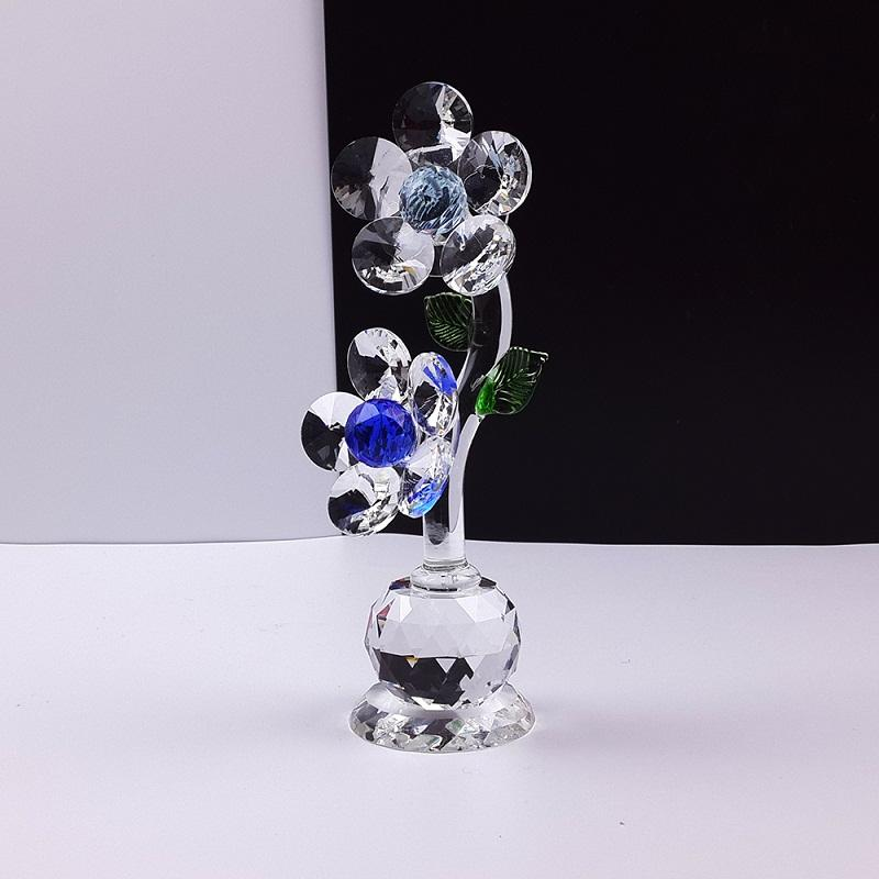 Wedding Table Centerpieces Pretty Crystal Flower Decoration