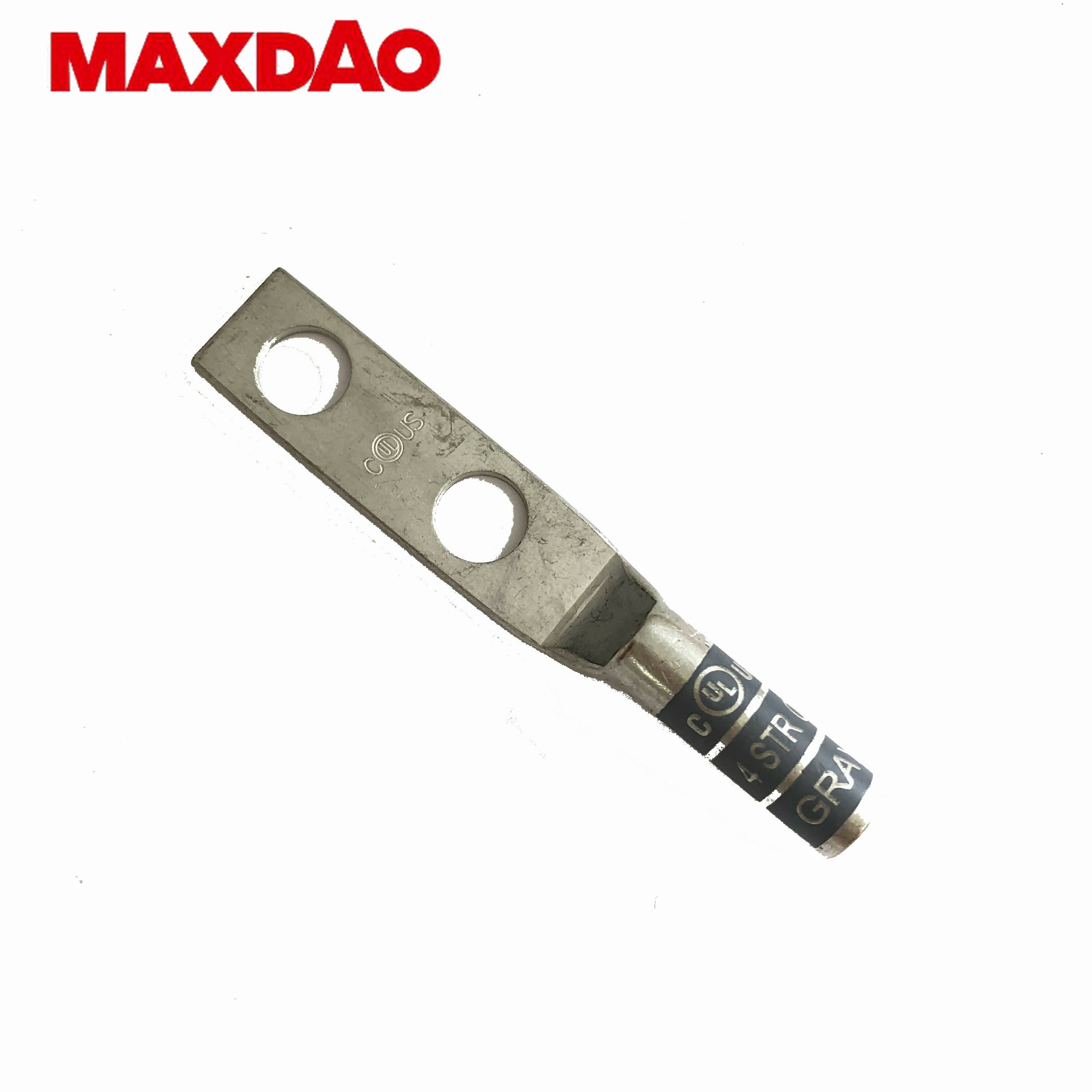 Connecting Cable High Quality Copper Terminal Crimp Grounding Lug/cable Lug