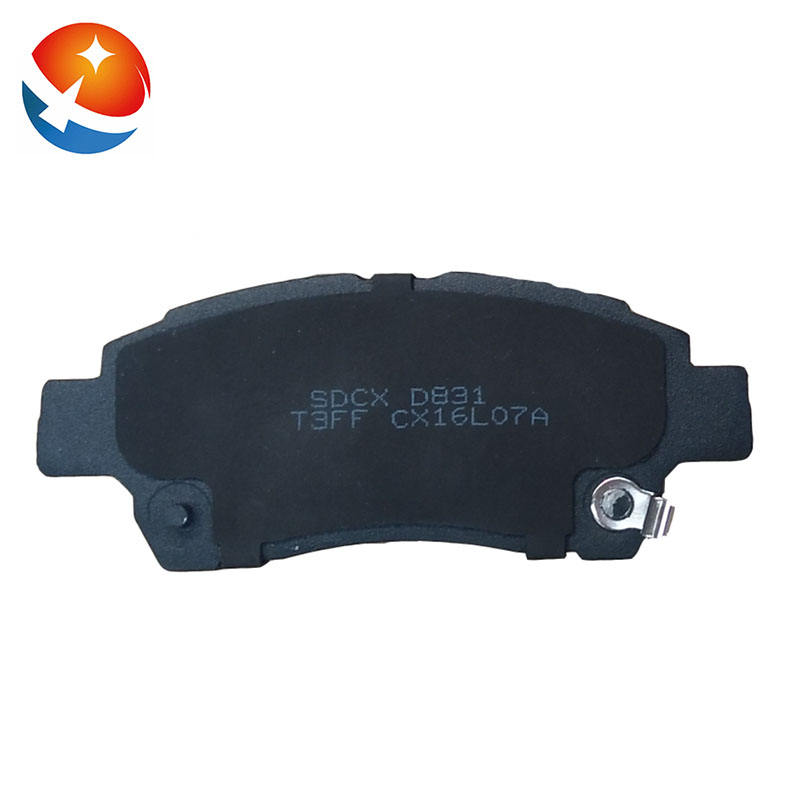 SDCX Quality Brake Pad For Cars For Toyota