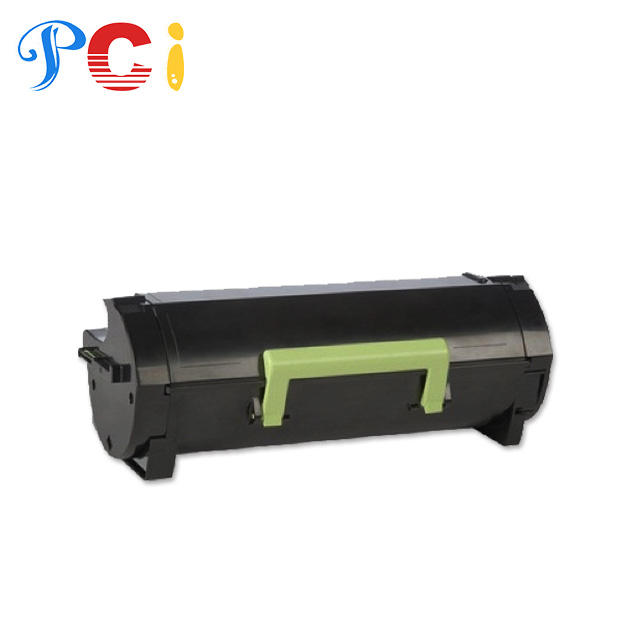 Compatible toner cartridge for Lex mark M5155