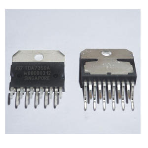TDA7350A Audio Amplifiers IC