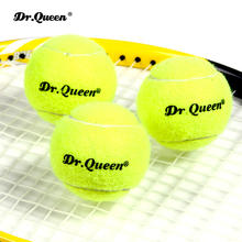 Decoq Cheap Price Tennis Ball With Tube Packaging Wholesale Orange Tennis Ball