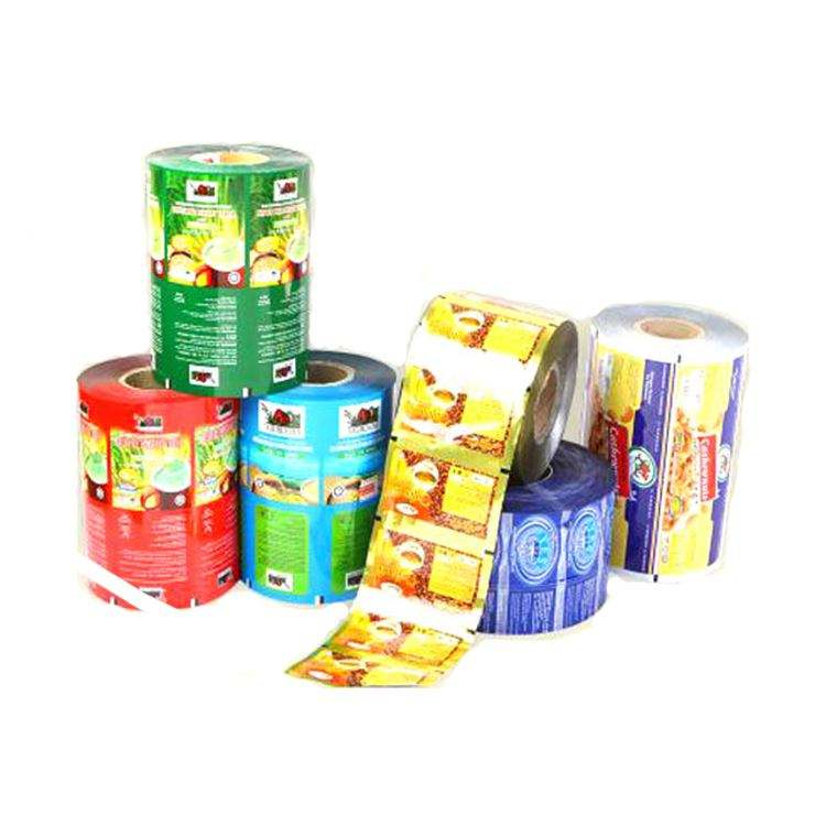 Schnelle Antwort Snack Verpackung Rolle Stock Film Lieferant