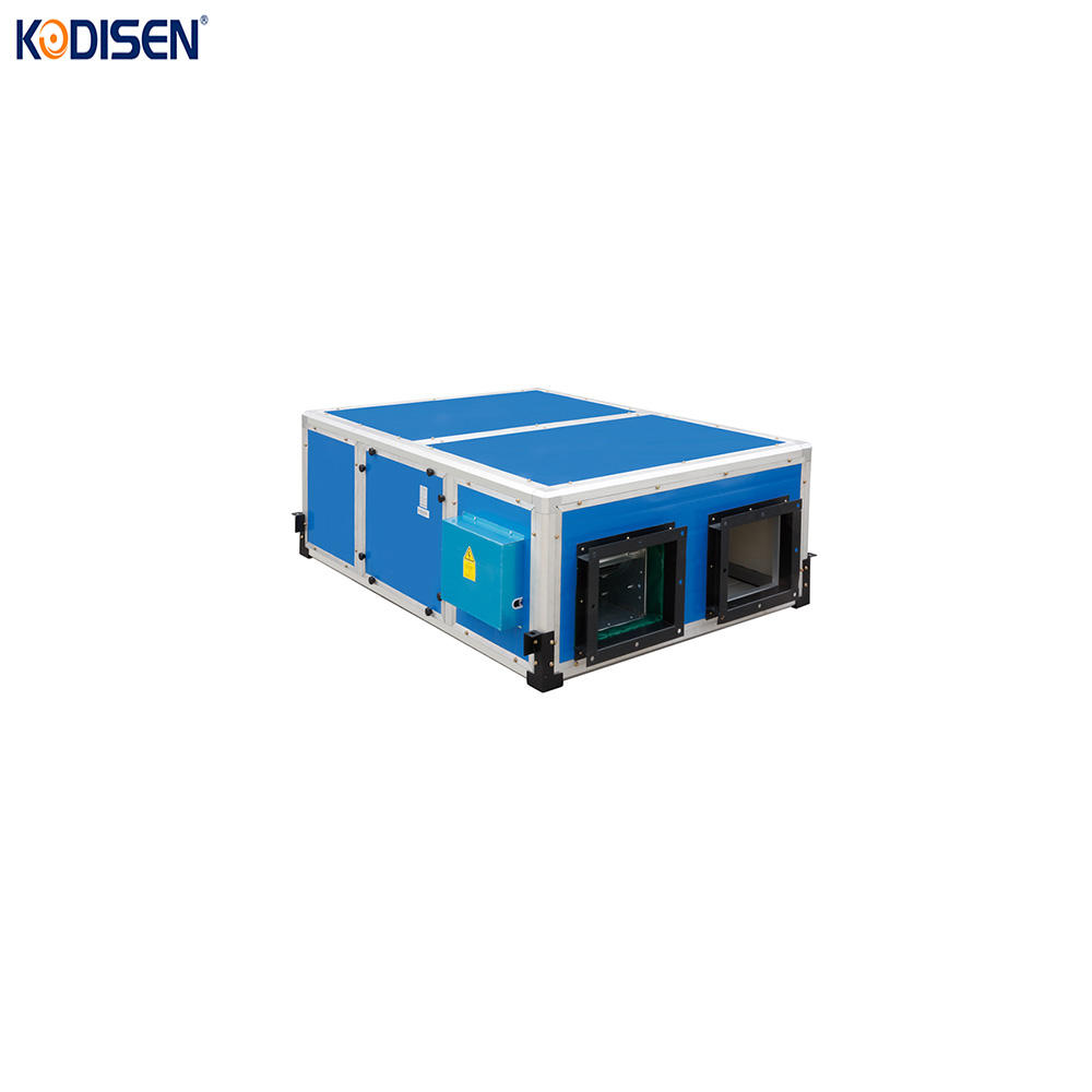 High quality Commercial ERV air heat recovery unit 2018 wenling