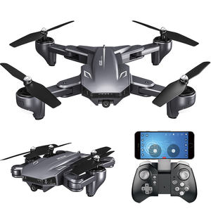 2019 New Arrival Visuo XS816 Optical Flow Positioning Drone with 4K/1080P Dual Camera Wifi FPV Gesture Shooting Selfie Drone