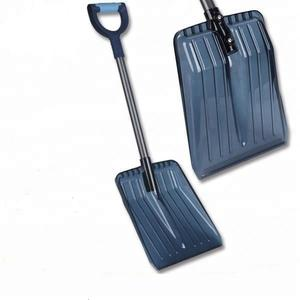 Ningbo EAST High Quality Car Snow Shovel With Steel Handle