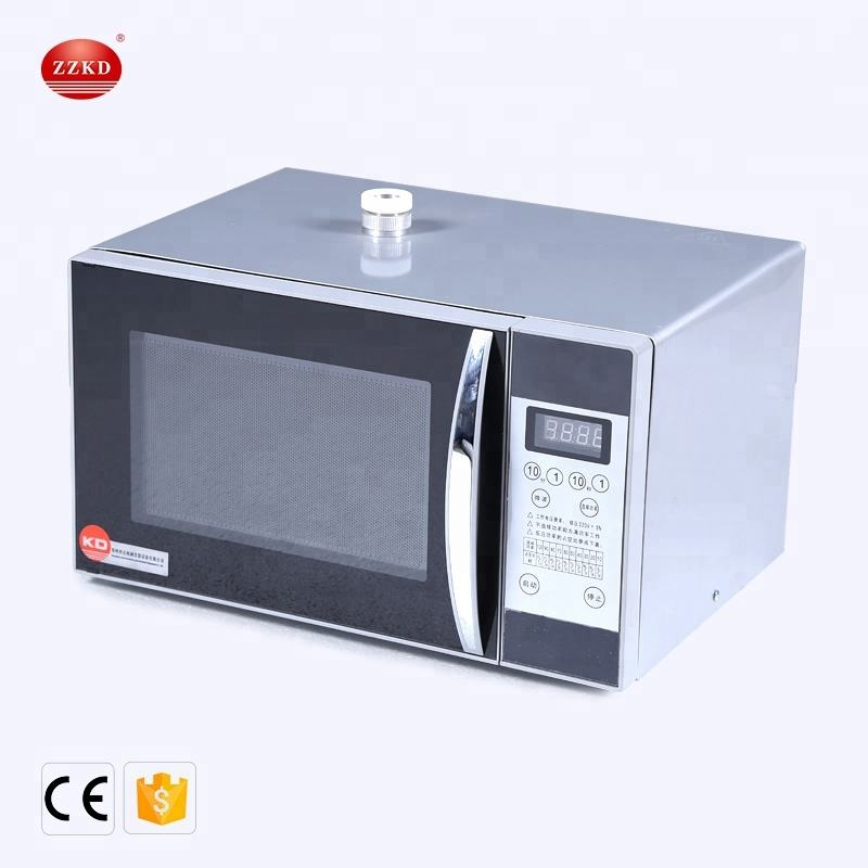 Lab Continuous Radiation Microwave Chemical Reactor