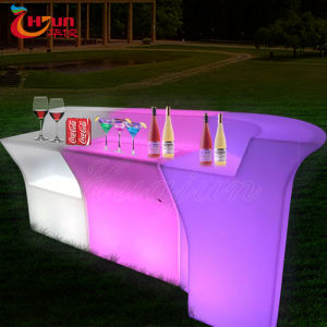 Thuis Bar Draagbare Bar Light Up Bar