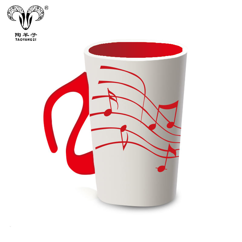 Top Quality New Fashion Guitar Handmade Music Coffee Mug