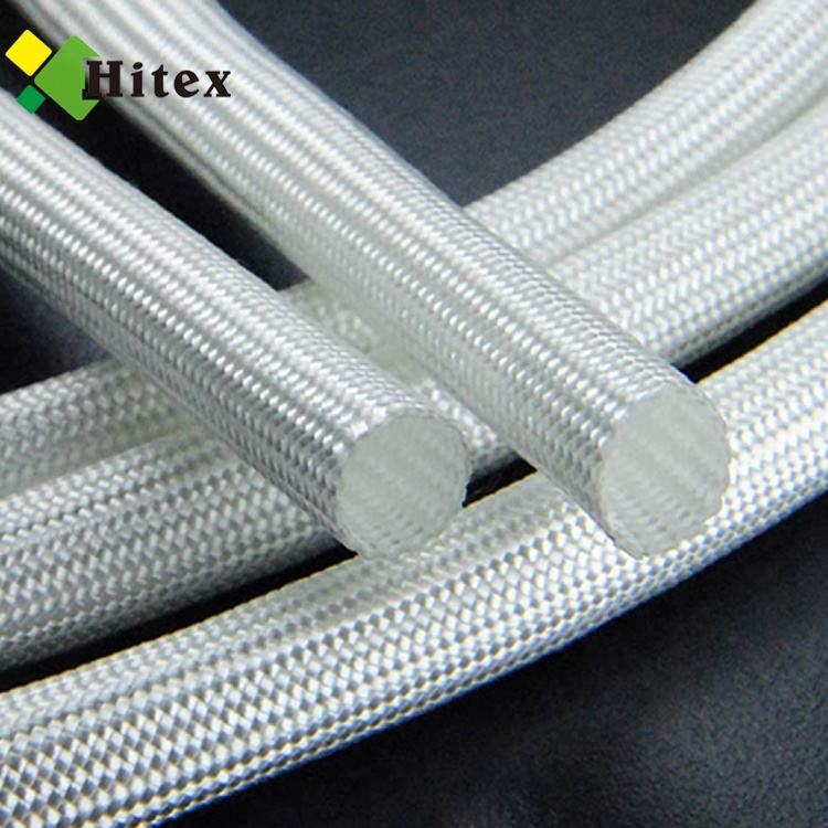 Heat-treatment Fiberglass Sleeving