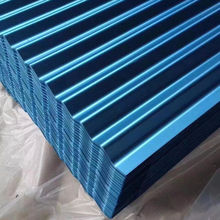 Prepainted g40 galvanized roofing sheet dx51d / ppgi ppgl corrugated metal plate / corrugated sheet