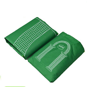 2015 mosque cheap portable islamic muslim pocket prayer mat