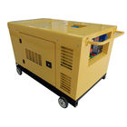 Factory supply 60HZ 220V 10kw 10kva 3 phase silent diesel generator