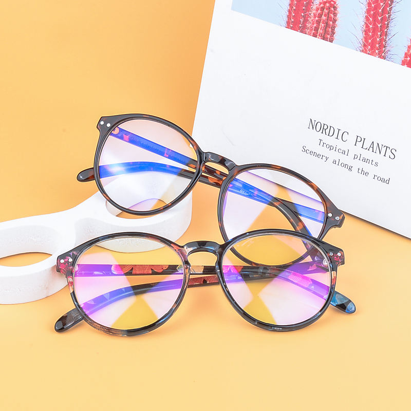 2021 Latest Designer Blue Light Blocking Glasses Optical Frame Fashion Anti Blue Light Blocking Computer Glasses Dropshipping