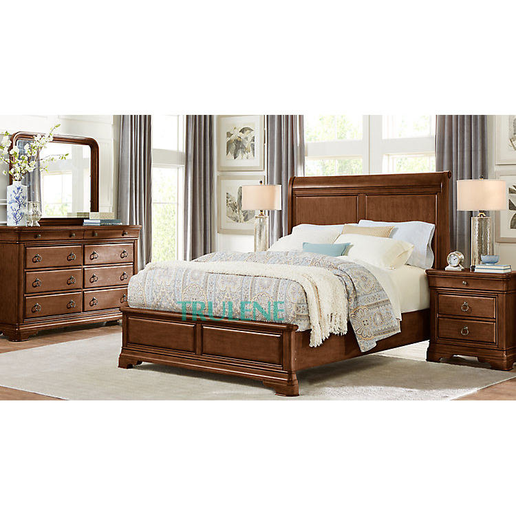 Guest House Furniture Italian Luxury Adult Bedroom bed furniture set furnitures house