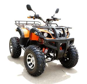 2019 New Hummer Powerful 4000W 72V Electric ATV 4 wheel Quad Bike adult Motorcycle for sale
