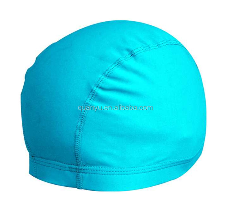 Swim Caps Best Selling High Quality Women's Lycra Fabric Swimming Caps