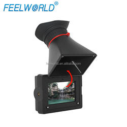 "Feelworld tft lcd 3.5"" Electronic Viewfinder monitor with HDMI input and output dslr shoopting application"