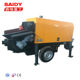 construction concrete beton pump and conveying mixing pumps
