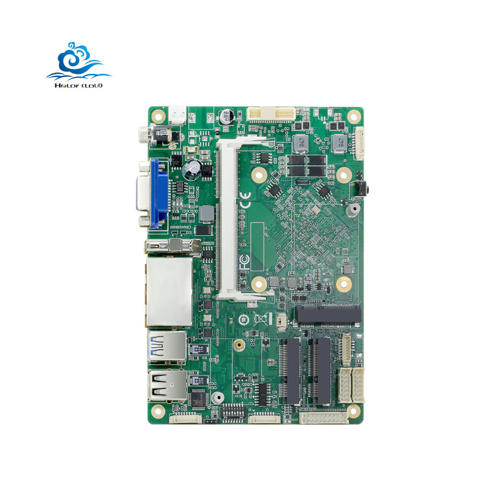 Intel Core i7 5500U Embedded Industrielle PC Mainboard 3,5 zoll Dual NIC 6xCOM 4G SIM Karte WiFi VGA ubuntu Mini itx Pc <span class=keywords><strong>MotherBoard</strong></span>