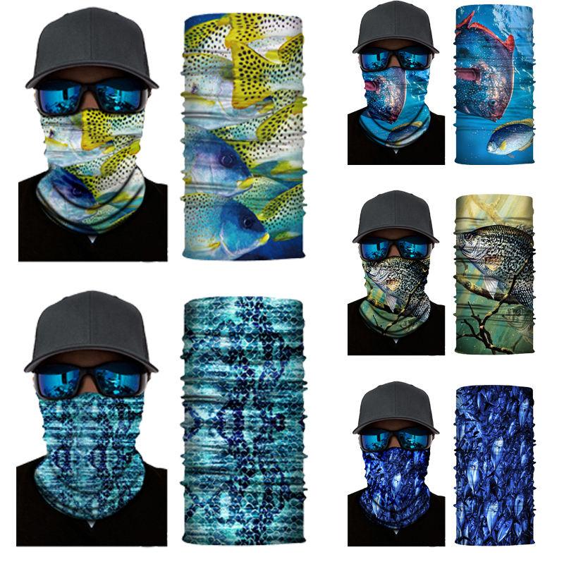 Multifunction Headwear Face Shield Multicolored Hibiscus On The Military Casual Headband Sweatband Fishing Mask
