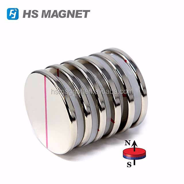 free sample N52 Super Strong Round Magnets Neodymium magnet
