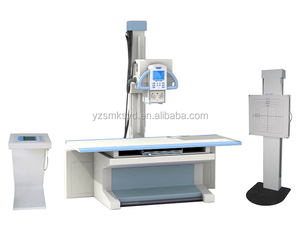 High Frequency X-ray Radiography System Medical x ray stationary machine 15KW 200mA CE approved