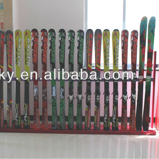 Wholesales custom cheap alpine adult skis made in China