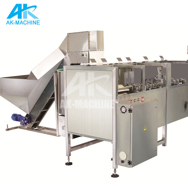 Uncrambler PET Bottle Machine Packaging Machine For Pet Bottle From AK Machinery