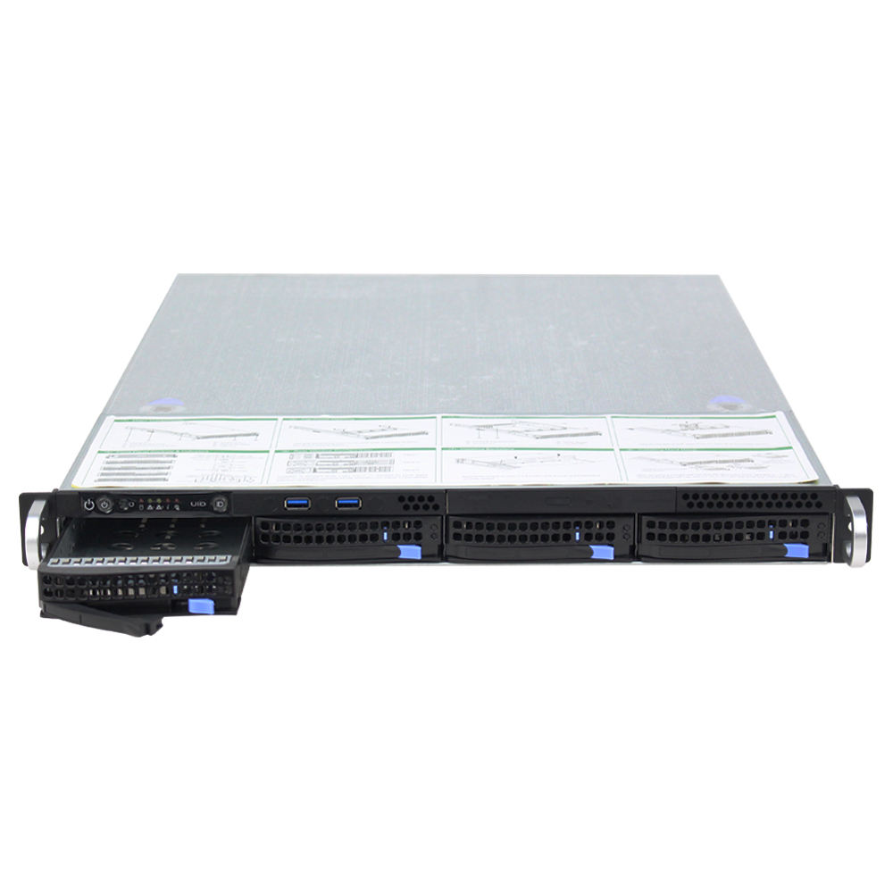 1U Rack Mount Server PC พร้อม Power Supply Great wall